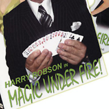 Magic Under Fire by Harry Robson & RSVP
