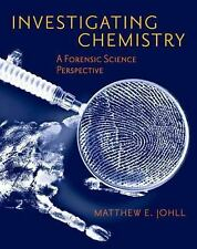 Investigating Chemistry: A Forensic Scie