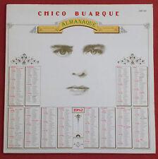 CHICO BUARQUE  LP ORIG FR ALMANAQUE