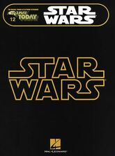 E-Z Play Today Star Wars Learn Lyrics Chords EASY KEYBOARD Beginner Music Book