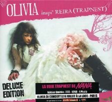 1 BOX JAPAN OLIVIA LUFKIN TRAPNEST REIRA SONG MANGA NANA-2 CD,DVD CONCERT,GADGET