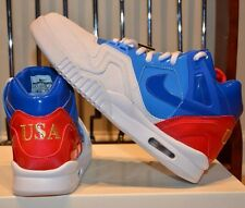 Nike Air Tech Challenge II Size 9.5 USA Andre Agassi US Open Tennis DS w/Receipt