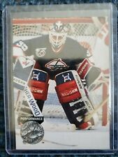 1992-93 Pro Set Platinum PLATINUM PERFORMANCE Bob Essensa Winnipeg Jets #285