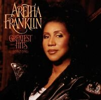 Aretha Franklin Greatest hits (1980-1994) [CD]