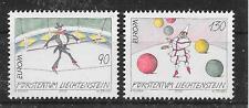 CEPT 2002/ Liechtenstein MiNr 1283/84 **