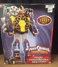 Power Rangers Ninja Storm Storm Power Megazord by Bandai