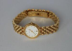MAURICE LACROIX Damen Uhr  schöner Zustand  d64