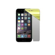Think Gear Gold Mirror Tempered Glass Screen Protector & Clear Shell iphone 6