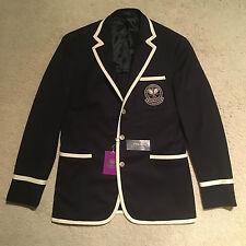 Polo Ralph Lauren Classic Wimbledon Umpire Blazer - Navy Size 50R RRP: £865.00