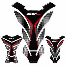 Tank Traction Grips Decals For SUZUKI SV650 SV650S SV650X SV 650 Motorcycle 3D