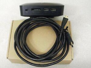 Asus UN42 Vivo Mini PC 2975u 1.4GHz CPU 120GB SSD 4GB WIFI & PSU HDMi Win 10