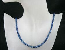 Unbehandelte Halsketten und Anhänger für Damen mit echten Edelsteinen Kyanit