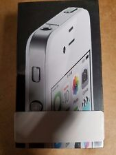 Apple iPhone 4 MC318LL/A A1332 GSM AT&T/T-Mobile 3G 16GB (White)