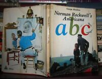 Rockwell, Norman; Mendoza, George NORMAN ROCKWELL'S AMERICANA ABC  1st Edition 1