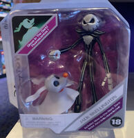 Jack Skellington Glow In The Dark Zero Disney Toybox Figures Nightmare Christmas