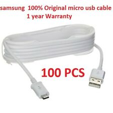 100% original oem Micro USB FAST Charger Cable For Samsung Galaxy S6 S7 Note 5 4