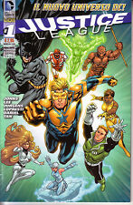 Justice League 1 Ultra Variant - Ed. Lion
