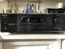 ONKYO 5.1 CHANNEL A/V RECEIVER HT-R500**TESTED**