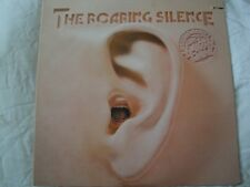 MANFRED MANN'S EARTH BAND THE ROARING SILENCE VINYL LP 1976 WARNER BROS. RECORDS