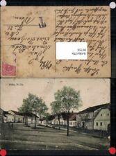 99759;Vitis Marktplatz Häuser 1920