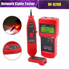 Multipurpose NOYAFA NF-8208 Network RJ45 Cable Tester Wire Tracker Short-circuES