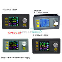 DP20V2A 30V5A 50V5A DPS3003 DC32V/3A Programmable Step down Power Supply Module