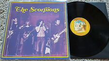 The Scorpions - Same Vinyl LP Brain Label