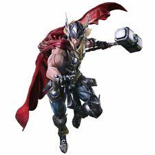 FLAWED BOX Marvel Thor Variant Play Arts Kai Action Figure