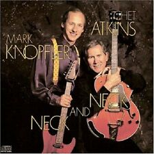 Neck and Neck - Mark Knopfler Chet Atkins CD Columbia
