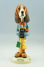 Male Teacher Basset Hound-See Interchangeable Breeds & Bodies @ Ebay Store