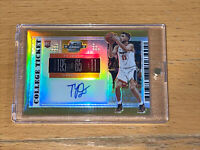 2019 Panini Contenders Optic GOLD Ty Jerome /10 RC Auto Rookie Autograph