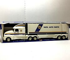 Nylint    'Napa Auto Parts Tractor & Trailer'   Pressed Steel & Plastic