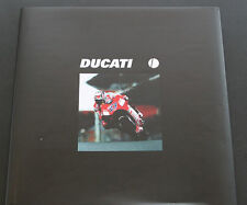 DUCATI Black Factory Jahrbuch BUCH Book Yearbook 2007 CASEY STONER MOTO GP - RAR