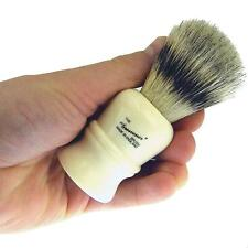 Simpson Shaving Brush Synthetic Bristle & Badger Grosvenor 404