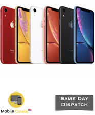 Apple iPhone XR 64GB 4G LTE iOS Smartphone Various Colours UK Seller