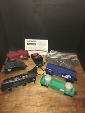 1987 Lionel Freight Flyer 027 Gauge Train Set Complete and Working