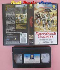 film VHS MARRAKECH EXPRESS D. Abatantuono G. Salvatores PENTA VIDEO (F34) no dvd