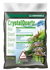 Dennerle 1755 Kristall-quarzkies DIAMANTSCHWARZ 5 Kg