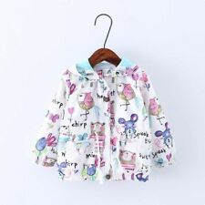 Girls jacket/raincoat - New autumn design 3-4 years RRP £32
