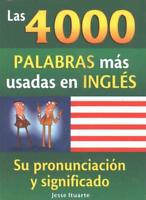 4,000 PALABRAS MAS USADAS EN INGLES / 4,000 MOST USED WORDS IN ENGLISH - NEW PAP