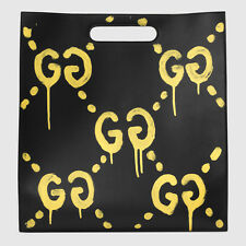 Gucci Ghost Graffiti Tote, NEW