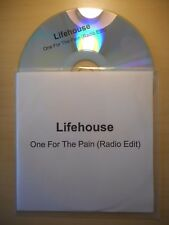 LIFEHOUSE : ONE FOR THE PAIN (radio edit) [ CD SINGLE ]