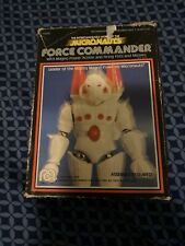Vintage Mego Micronauts Force Commander Box Only