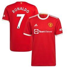 More details for man utd jersey home shirt 2021/22 ronaldo 7 size medium