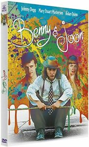 DVD - BENNY & JOON / DEPP, MASTERSON, QUINN, MGM, NEUF