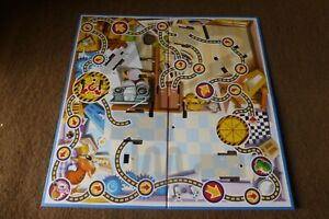 MB Games Mouse Trap Game Board