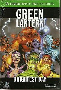 °GREEN LANTERN: BRIGHTEST DAY° EagleMoss DC Graphic Novel Oversized HC English