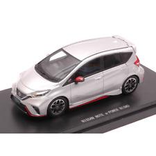 NISSAN NOTE e-POWER NISMO 2017 SILVER 1:43 Ebbro Auto Stradali Die Cast