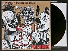 MELVINS BAND SIGNED PINKUS ABORTION TECHNICIAN TOUR LP VINYL RECORD ALBUM W/COA