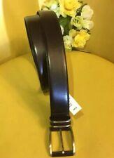 Allen Edmonds Knox Ave Leather Belt: 38(brown)